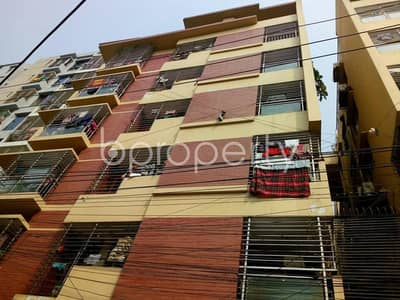 An Apartment Is Up For Sale In Lal Khan Bazaar, Near Janata Bank Limited