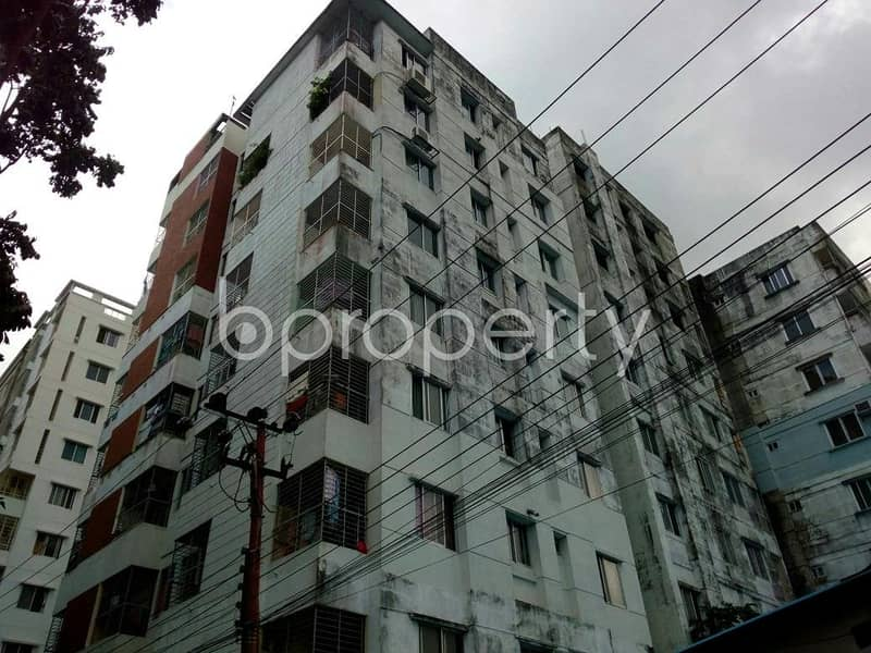Comfortable and well designed flat in Bayazid for sale, near Chatogram Cantonment Public School And College