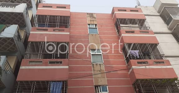 Start A New Home, In This Flat For Rent In Uttara, Near Mastermind School