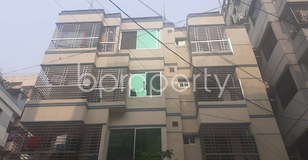 Take This Residential Flat Is For Rent At Uttara Area Nearby Mastermind School