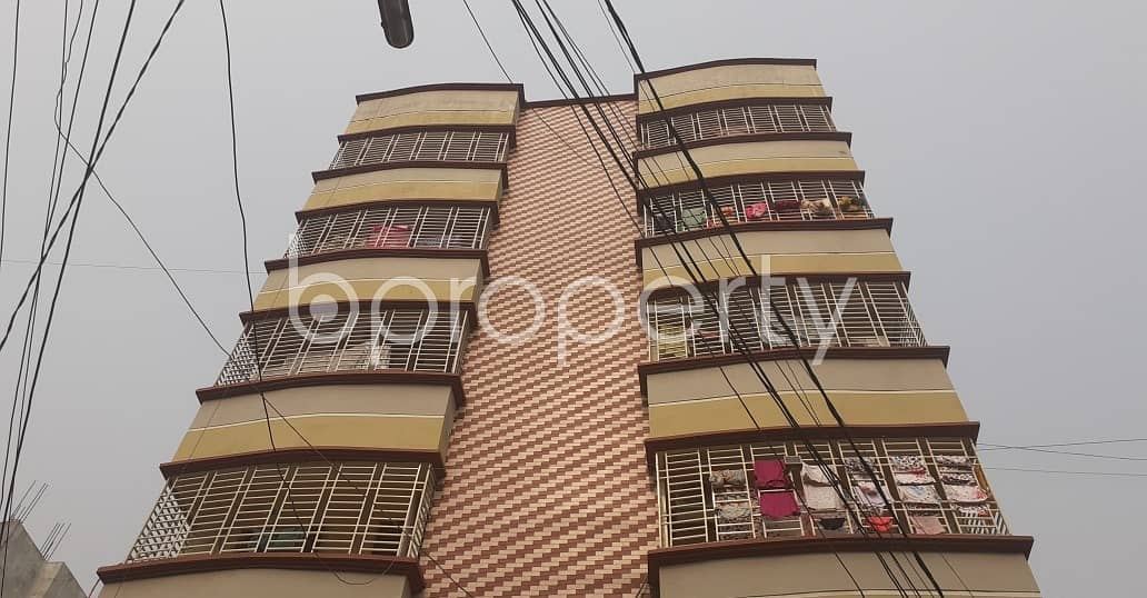 A Fine Flat Is Now For Rent Which Is In Uttara Near Mastermind School