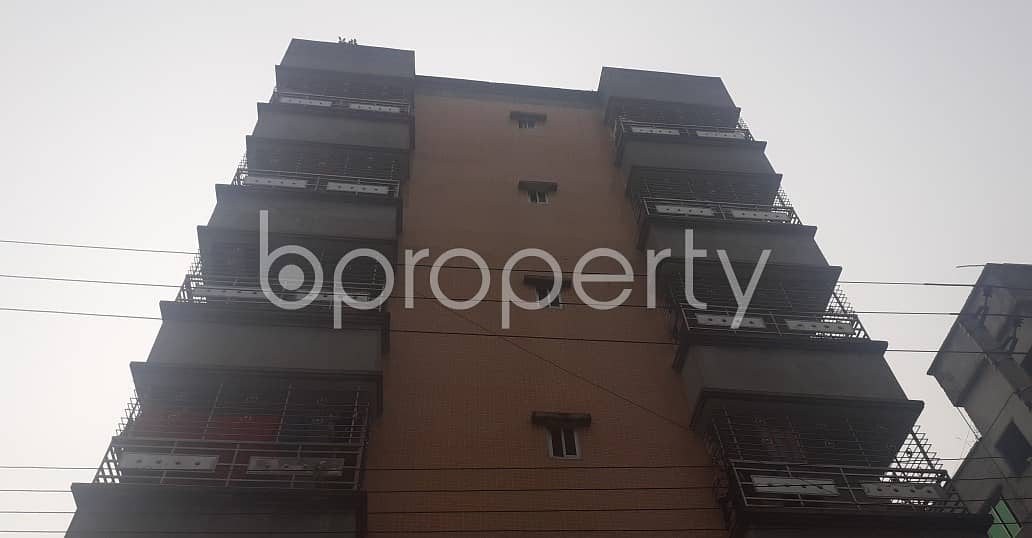 A Beautiful Apartment Is Up For Rent At Uttara Near Mastermind School