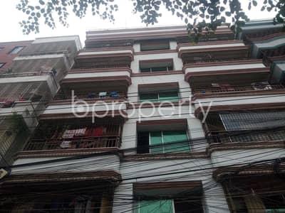 Flat For Rent In Nikunja 2, Close To Shahid International Cadet School