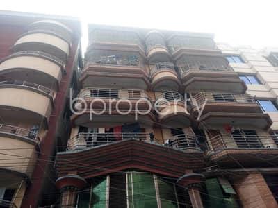 Offering You A Nice Flat For Rent In Nikunja 2 Near Shahid International Cadet School