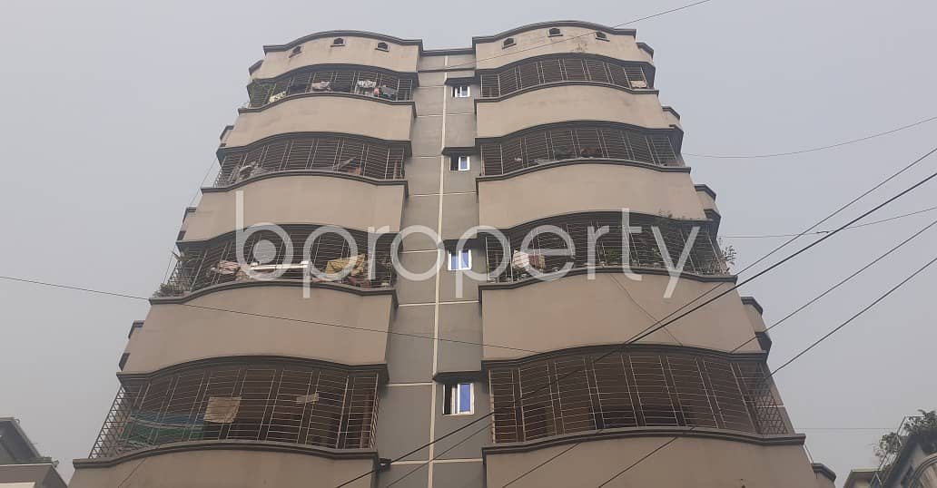 An Apartment Is Waiting For Rent At Uttara Nearby Mastermind School