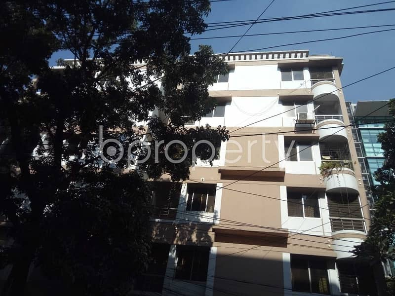 An Apartment Is Waiting For Rent At Banani Nearby Banani Police Station