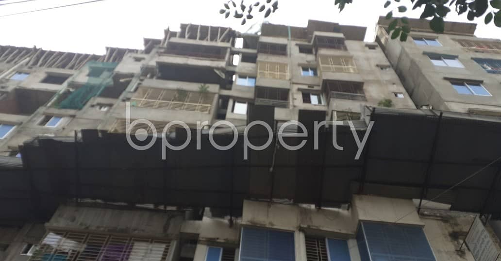 A Commercial Space Is Available For Rent In Ibrahimpur Nearby Bayatul Ma'Bud Jame Mosjid.