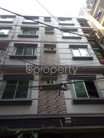 An Apartment Is Ready For Rent At Shahjadpur , Near Cambrian School & College.