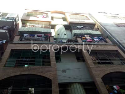 An Apartment Is Ready For Rent At South Baridhara Residential Area, Near Dit Project Jame Mosjid.