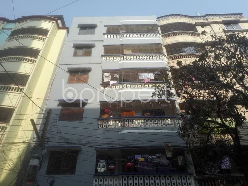 Near Brac Bank, flat for rent in Mirpur