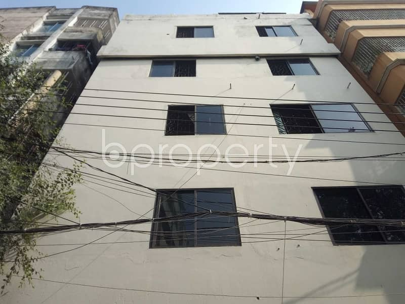 Elegant Flat For Rent In Banani Nearby Bangladesh Bridge Authority