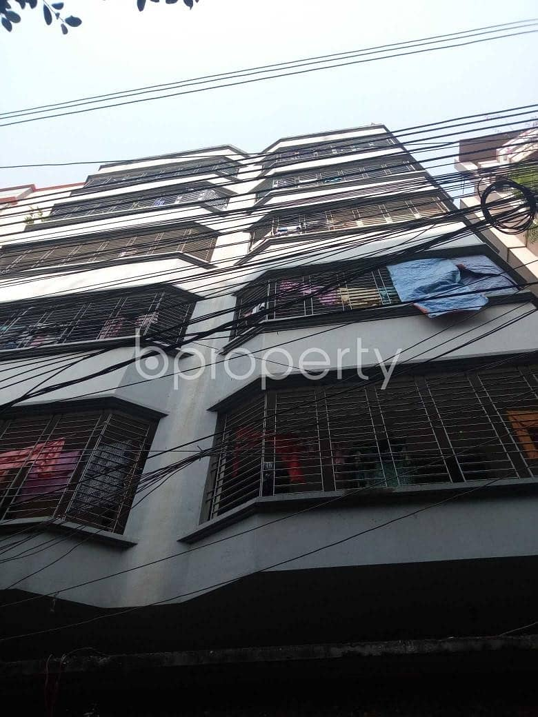 A Ready Flat Is Available For Rent At Uttara Nearby Uttara West Police Station