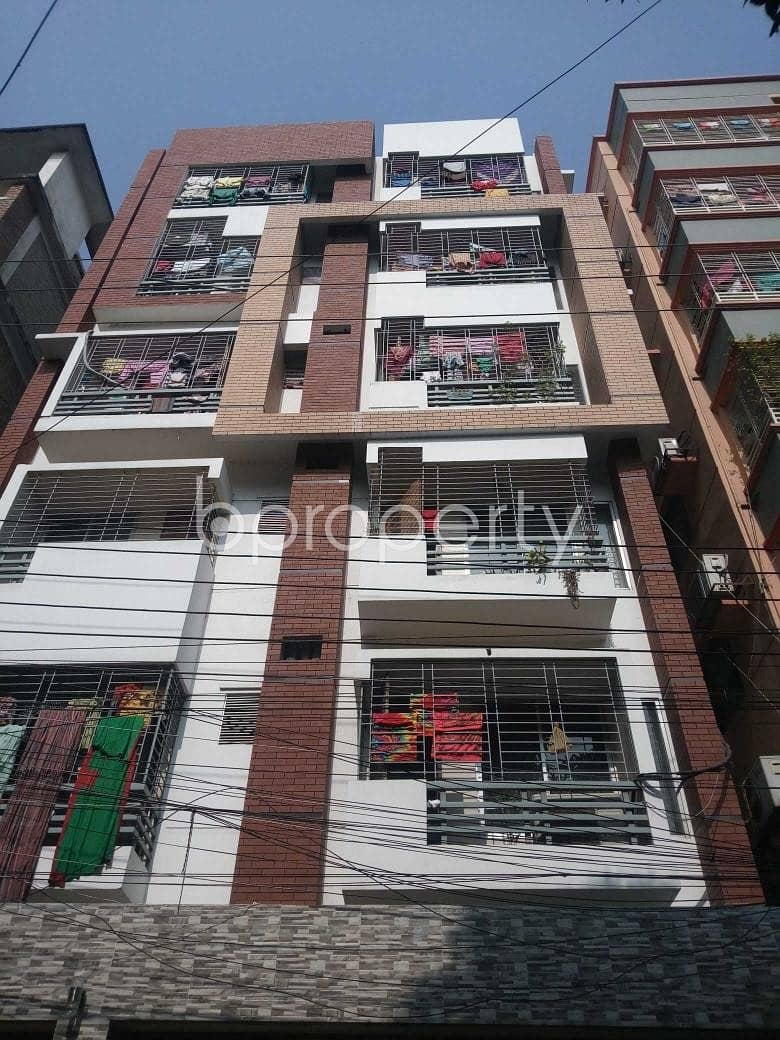 Close To Uttara West Police Station, An Apartment For Rent Is Available In Uttara