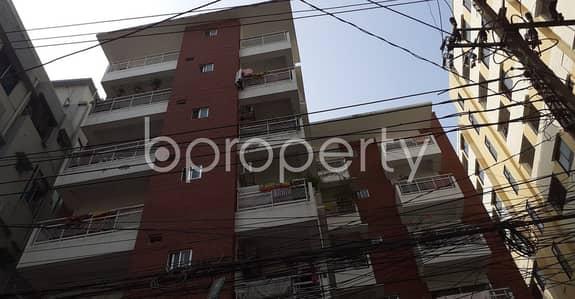 An Apartment Is Ready For Rent At Kalabagan , Near Bashir Uddin Road Jame Masjid.