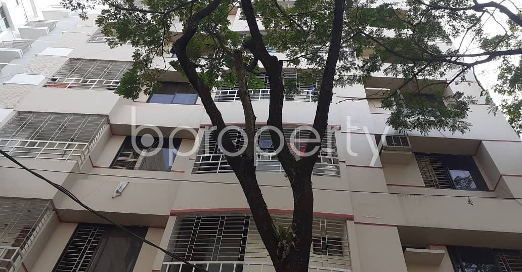 Properly Constructed Flat For Rent In Bashundhara, Near Viquarunnisa Noon School And College