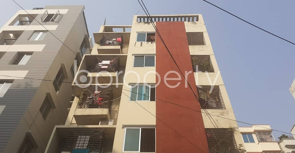 Properly Constructed Flat For Rent In Uttara, Near Lab One Hospital