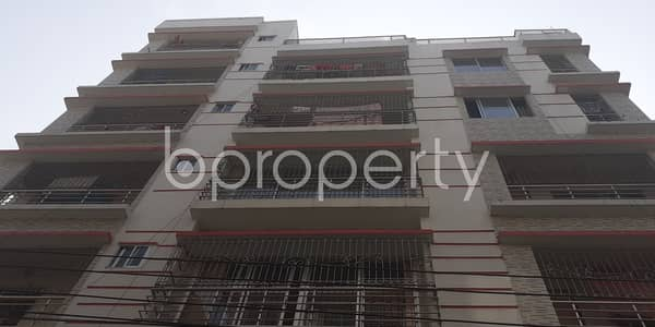 A Beautiful Apartment For Rent Is All Set For You In Bashundhara Nearby Viquarunnisa Noon School And College