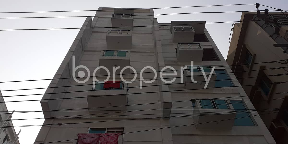 Check This Nice Flat For Rent At Bashundhara Nearby Viquarunnisa Noon School And College