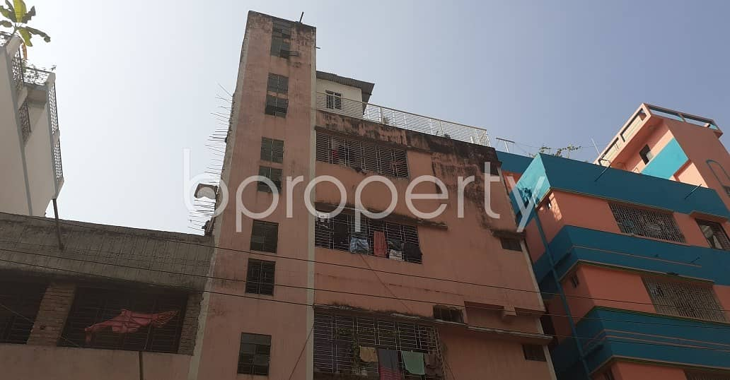 Check This Nice Flat For Rent At Jhigatola Road Nearby Dutch-bangla Bank Limited