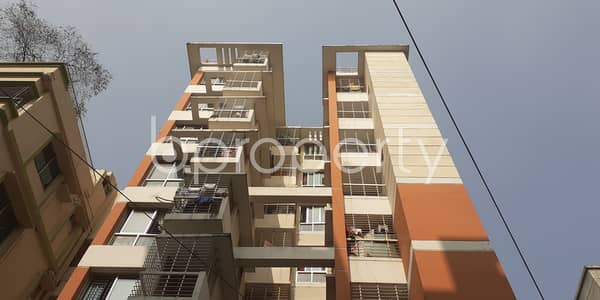 Well-constructed Apartment Is Ready For Rent At Bashundhara Nearby Viquarunnisa Noon School And College