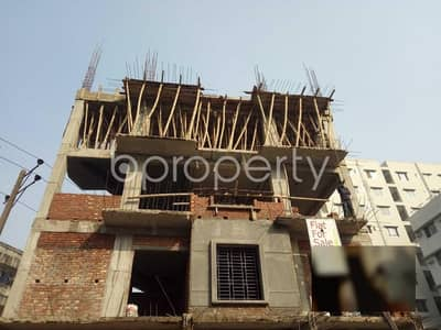 Flat For Sale In Bashundhara Near Independent University, Bangladesh