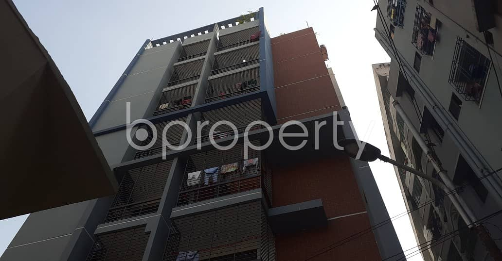 An Apartment Is Ready For Rent At New Market, Near Bank Asia Limited.