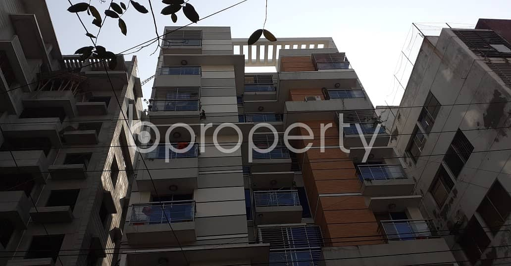 An Apartment Is Waiting For Rent At Lalmatia Nearby Lalmatia Mohila College