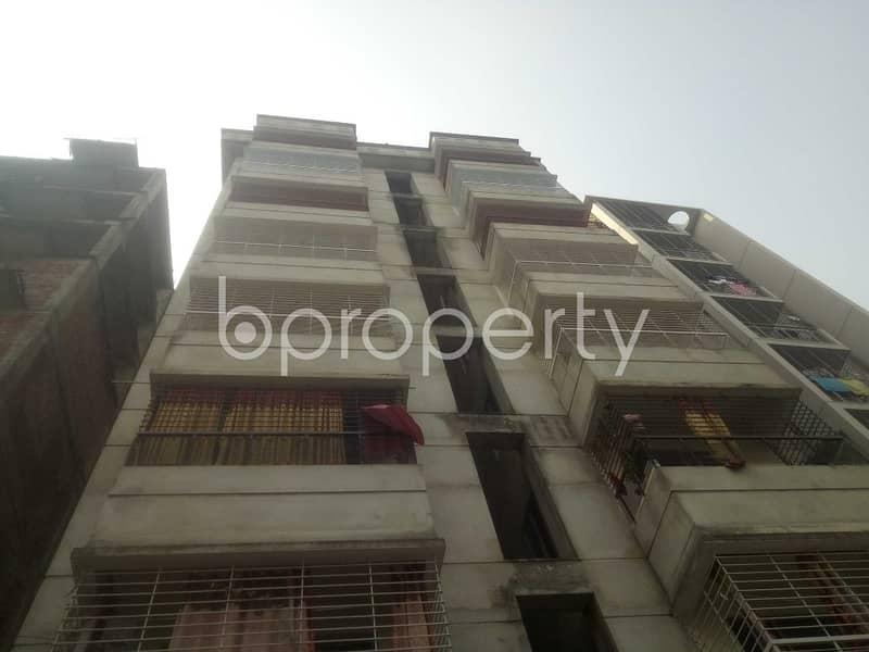Near Baridhara Jame Masjid, flat for rent in Baridhara