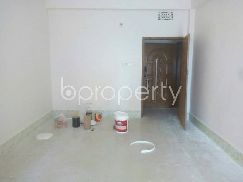 This Flat Is Now Vacant For Rent In Lamabazar Close To Madan Mohan College