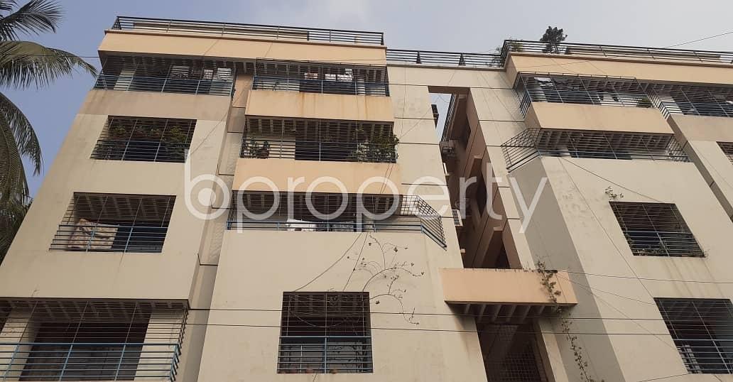 Residential Apartment Is On Sale In Dhanmondi Nearby European Standard School