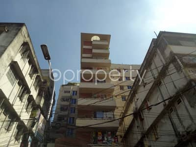 Visit This Apartment For Sale In Modhubag Near Sher-E-Bangla School and College.