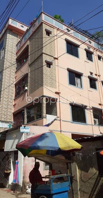 Flat For Rent In Dattapara Near Baitur Rahman Eidgah Jame Masjid