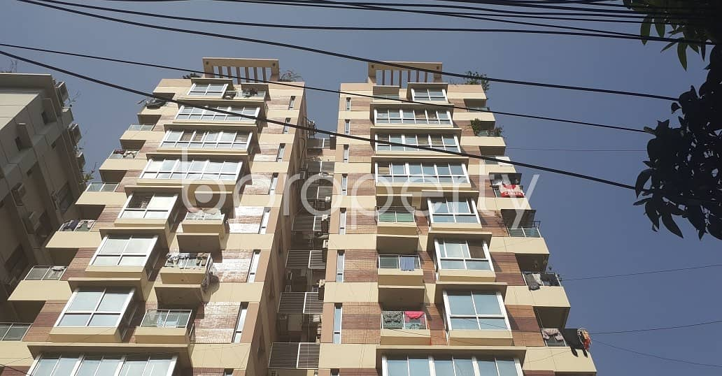 An Apartment Is Ready For Rent At Dhanmondi , Near Enayet Jame Masjid.