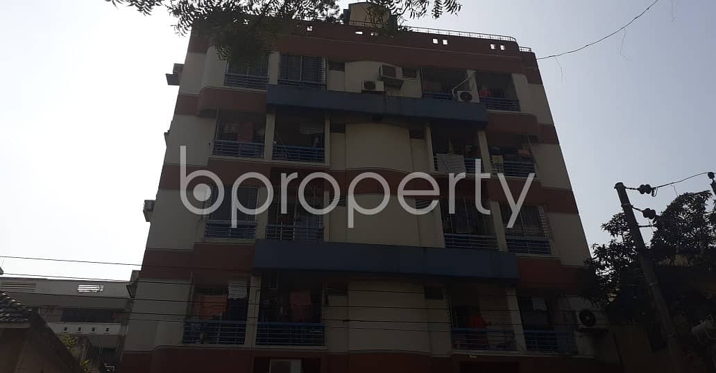 Properly Constructed Flat For Rent In Dhanmondi, Near Popular Medical College