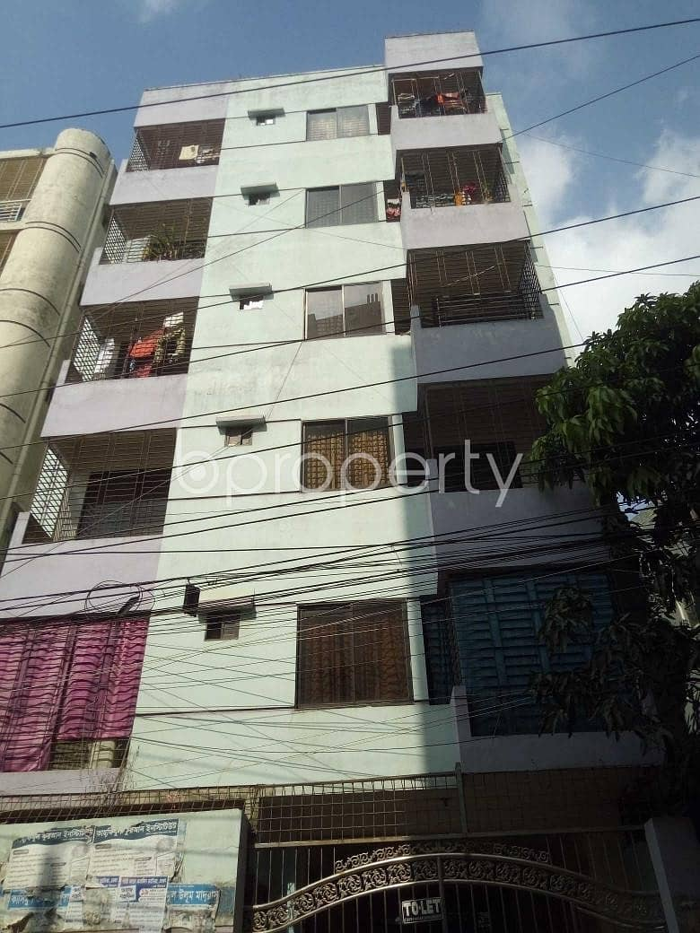 Ready Flat Is Now For Rent In Natun Bazar Nearby Vatara Post Office