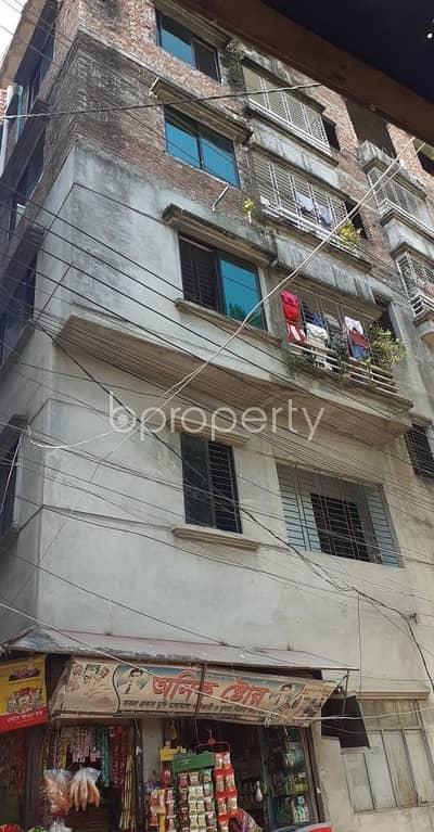 Flat For Rent In Dattapara Close To Baitur Rahman Eidgah Jame Masjid