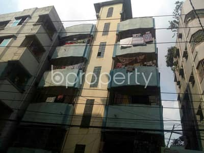 An Apartment Is Ready For Rent At Middle Badda , Near Baitul Jannat Jame Masjeed.