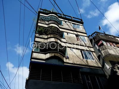 Flat For Rent In Halishahar Near Halisahar Cantonment Public School & College.