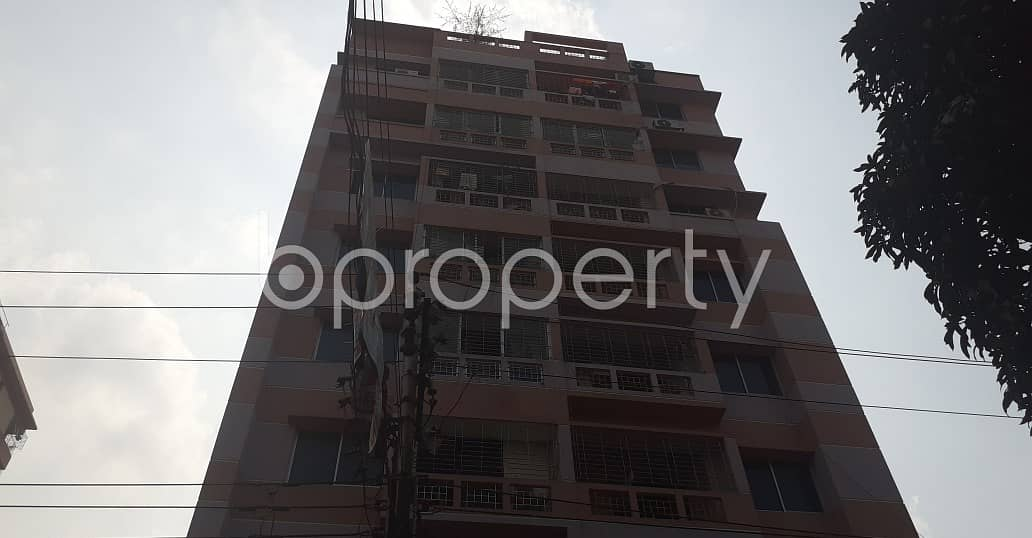 Beautiful And Well-constructed Flat Is Ready For Rent At Jhigatola Road Nearby Dutch-bangla Bank Limited