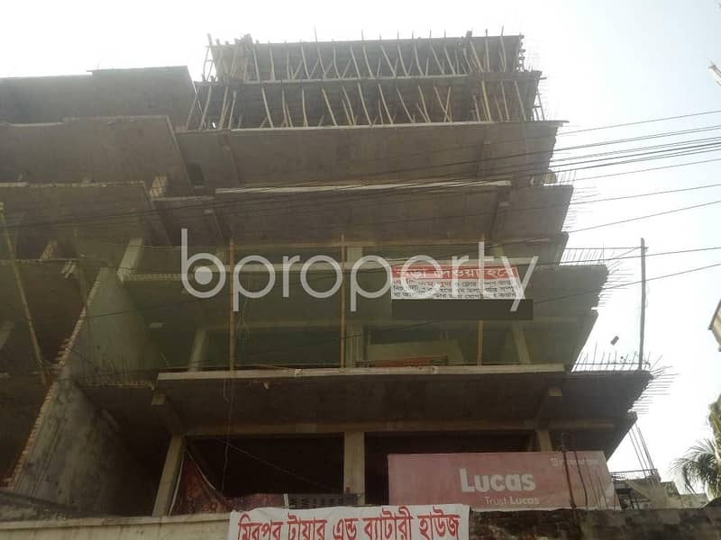 Take This Residential Flat Is For Sale At Mirpur Area Nearby Dutch-bangla Bank Limited | Fast Track