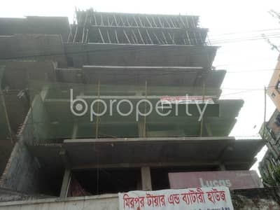 In Mirpur Apartment Can Be Found For Sale Near Shaheed Suhrawardi Indoor Stadium