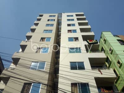 3 Bedroom Flat for Rent in Maghbazar, Dhaka - An Apartment Is Ready For Rent At Maghbazar , Near Boro Mogbazar Wireless Chaurasta Jame Mosque.
