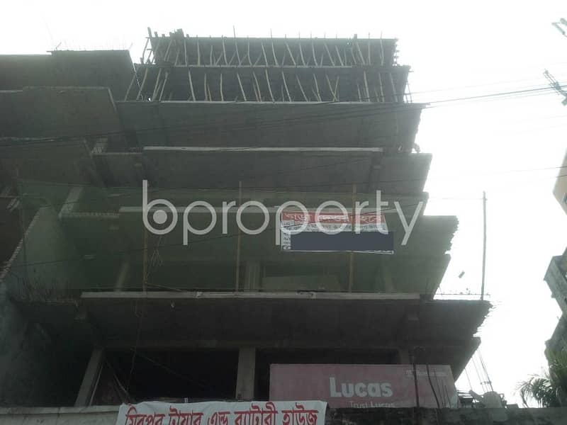 Near Shaheed Suhrawardi Indoor Stadium, A Flat For Sale In Mirpur