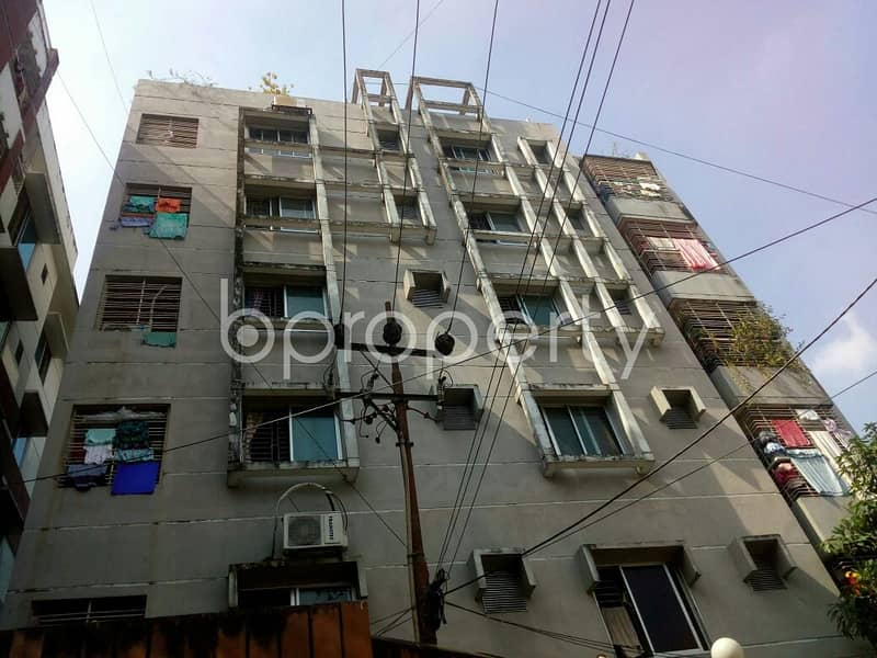 An Apartment Is Ready For Rent At East Nasirabad, Near Baitus Salam Jame Mosque