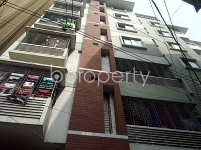 An Apartment Is Ready For Rent At Lalbagh , Near Abdul Aziz Lane Boro Masjid.