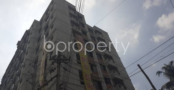 Apartment for Sale in Dhanmondi nearby EBL ATM
