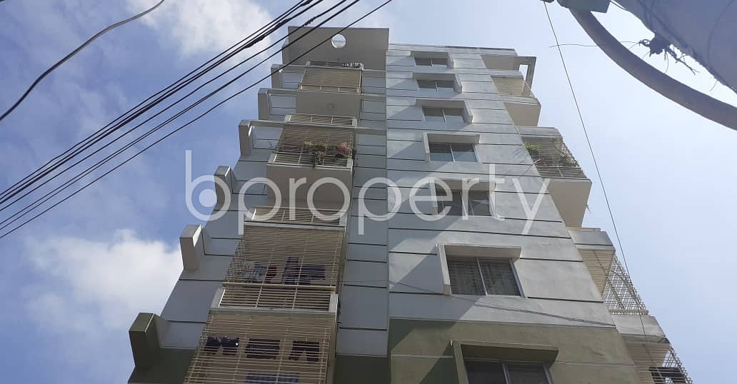Remarkable Flat Is Up For Sale In West Dhanmondi Nearby Jafrabad Government Primary School
