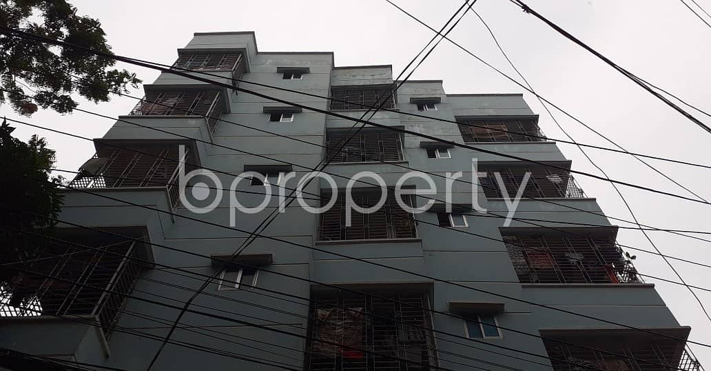 Comfortable And Nicely Planned Flat In West Kafrul For Rent Nearby West Kafrul Boro Bari Central Jame Masjid