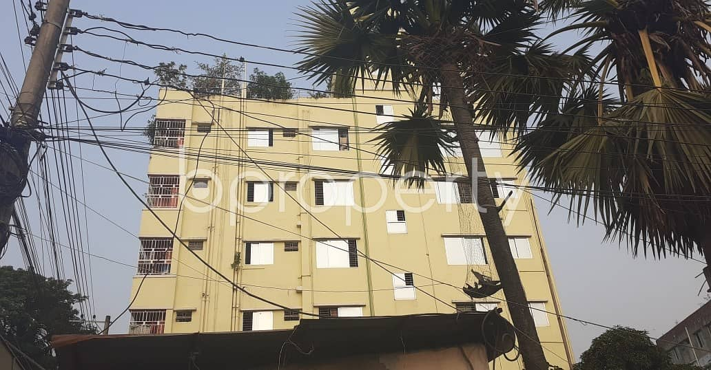 An Apartment Is Ready For Rent At North Kattali , Near Baitul Moqaddas Jame Masjid.