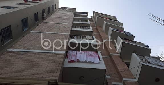 Ready Flat Is Now For Rent In Rahmatganj Nearby Rahmatganj Jame Mosjid